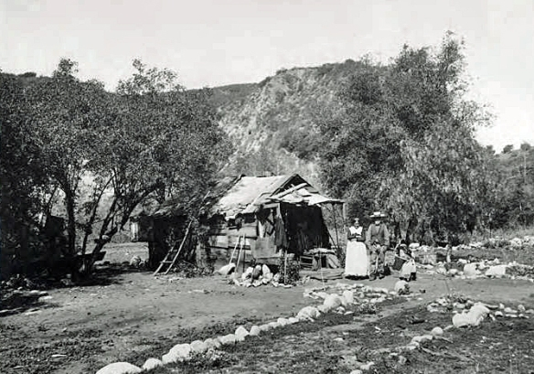 Squatter Arroyo Seco 1897
